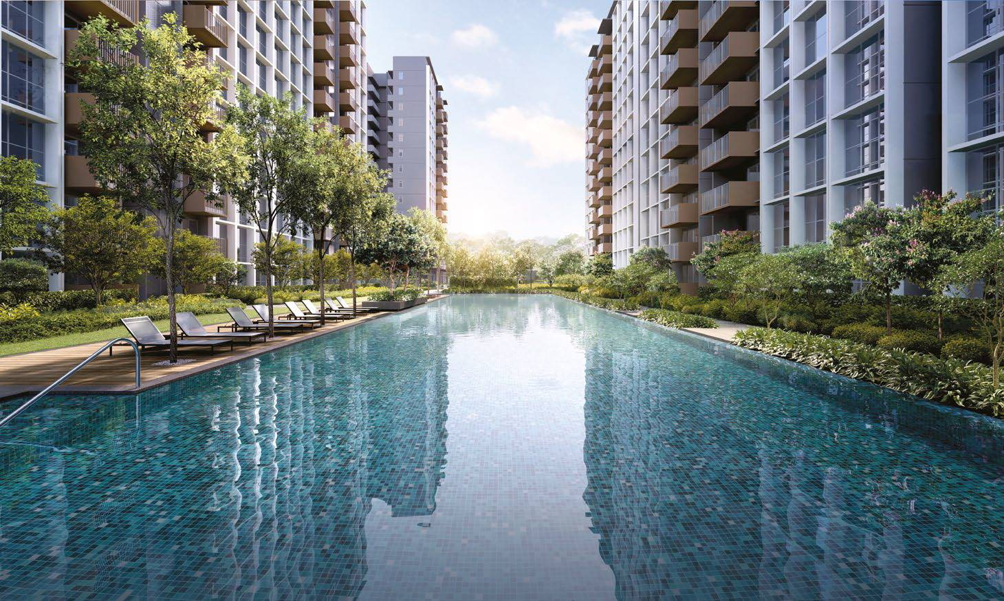 Parc-Greenwich-Oasis Pool-singapore