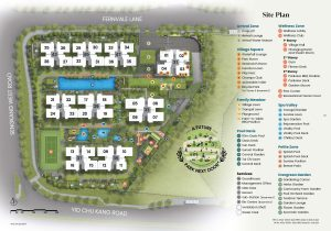 parc-greenwich-site-plan-EC-by-Frasers-singapore